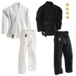 Century Ironman (TM) Karate Uniform