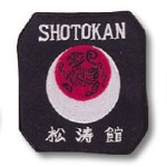 Shotokan-Rectangle Patch