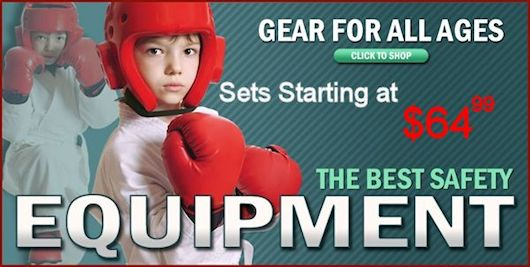 Sparring Gear Sale