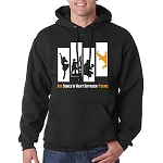 Martial Arts Different Forms Hoodie