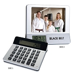 Black Belt Multi-Functional Calculator