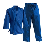 Blue Student Judo Uniform
