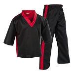 Century Team Martial Arts Uniform Black - Red