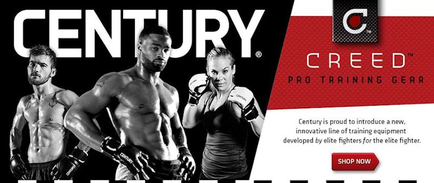 New Century CREED MMA Gear