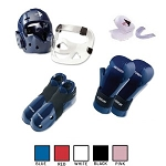 Sparring Gear Set with Faceshield