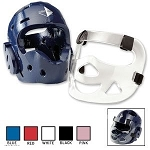 Full Sparring Head Gear with Face Shield