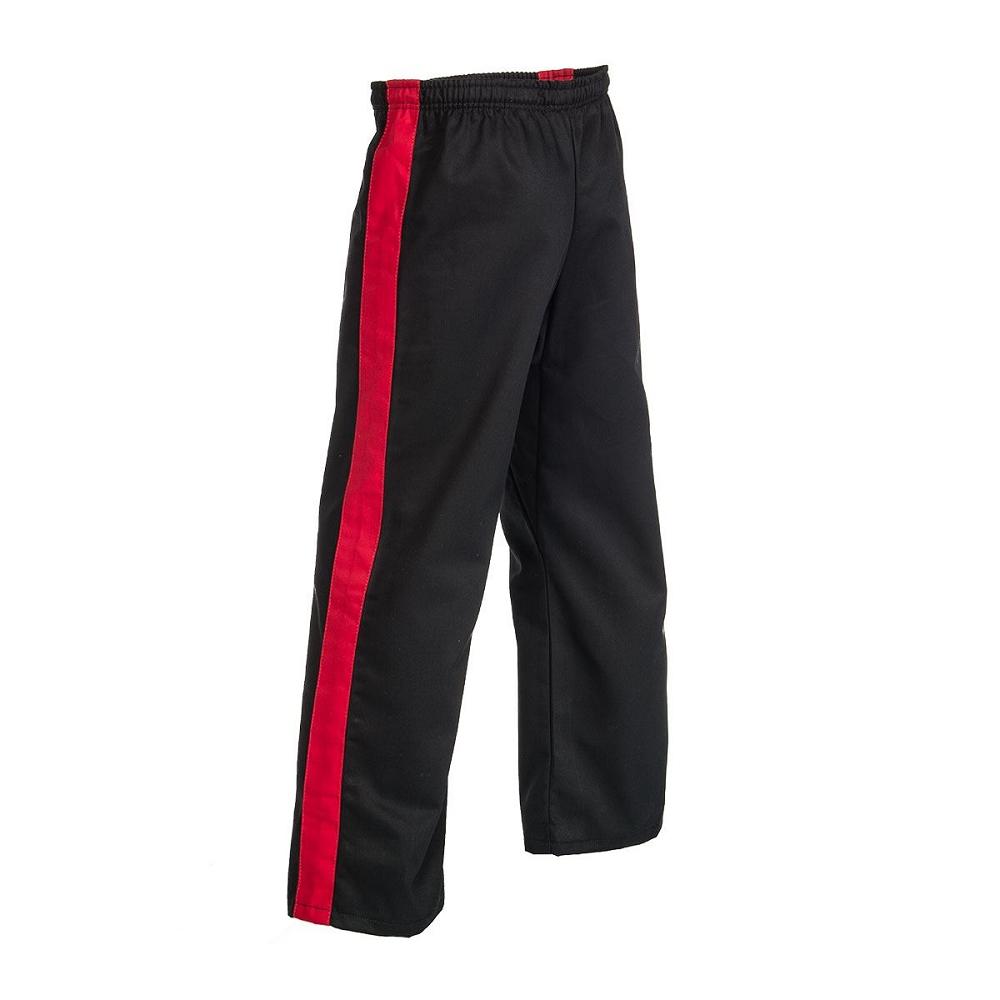 Century Team Martial Arts Uniform Black Red