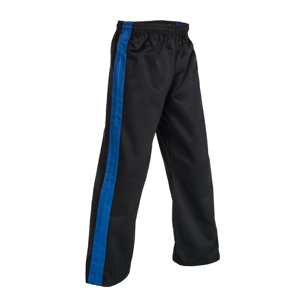 Century Team Martial Arts Uniform Black Blue