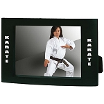 Karate Picture Frame