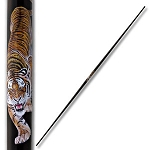 Tapered Graphite Animal Bo Staffs