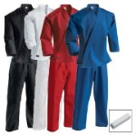 Middleweight Student Uniform with Elastic Pant