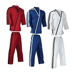 7 oz. Crossover Martial Arts Uniform Gi - Level 2