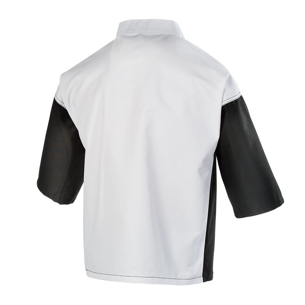 Century Team Martial Arts Uniform Black White