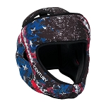 C-Gear Karate Sparring Headgear - Americana