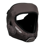 C-Gear Washable Karate Headgear - Black-Gray