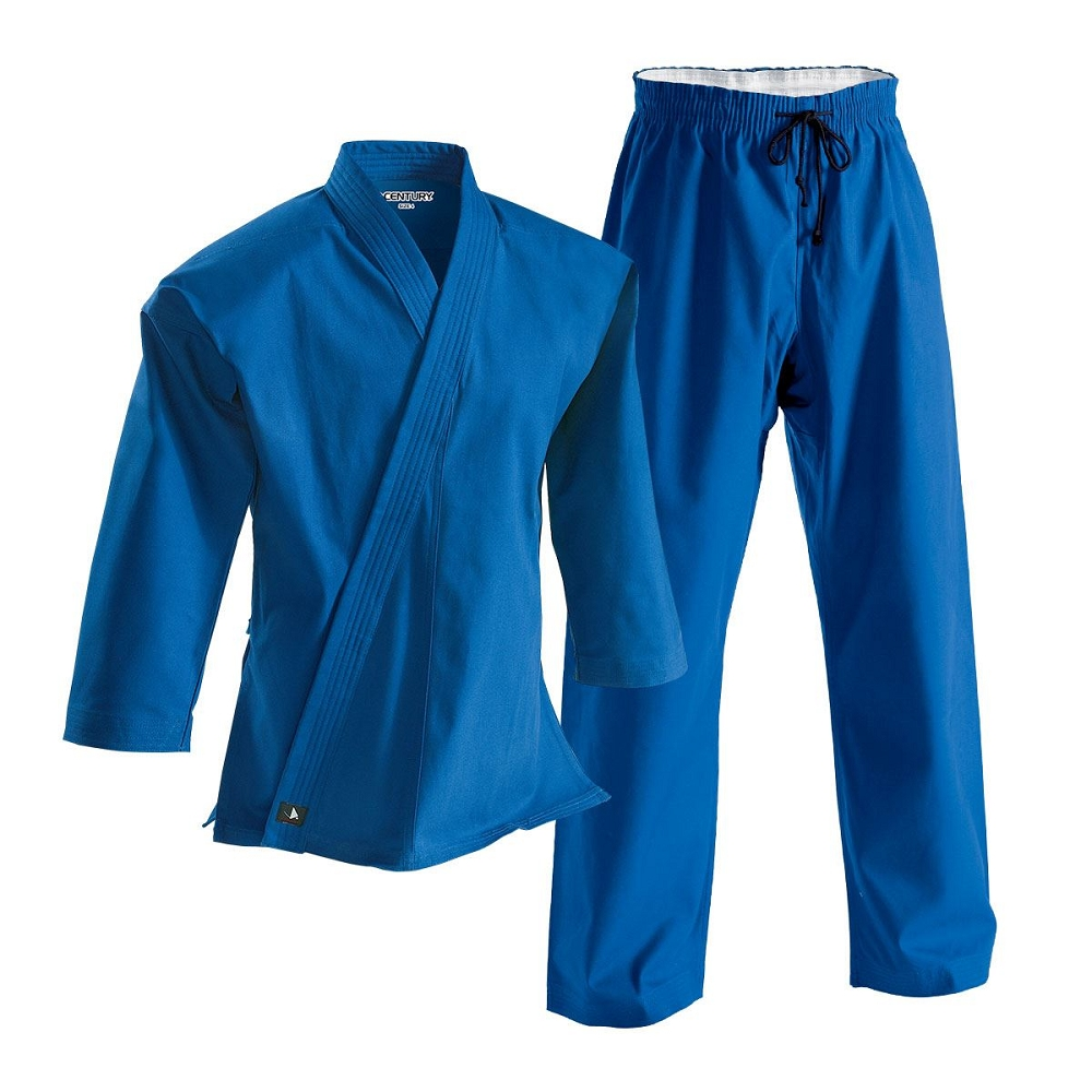 Century 10 oz Middleweight Brushed Cotton Pants with Pockets Elastic Waist c0
