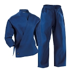 Blue Student Martial Arts Uniform