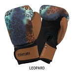 Strive Washable Boxing Gloves For Women Leopard