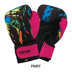 Washable Kickboxing Gloves For Women Strive Paint
