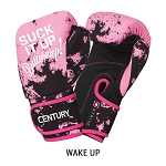 Washable Kickboxing Gloves For Females Strive Wake UP