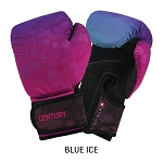Strive Washable Boxing Gloves Blue Ice