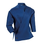 Blue Middleweight Traditional Karate Jacket
