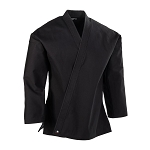 Black Heavyweight Traditional Karate Jacket