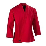 Red Heavyweight Traditional Karate Jacket