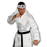 Karate Kid Style Costume