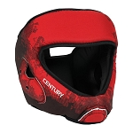 C-Gear Washable Karate Headgear - Red-Black