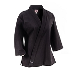 Black 8 oz. Women's Traditional Karate Gi Jacket