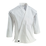 White 8 oz. Traditional Karate Jacket