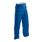 Blue Heavyweight Contact Karate Pants