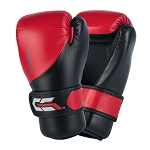 C-Gear Sparring Gloves - Red-Black