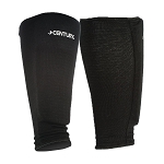 Black Cloth Shin Protectors Pads