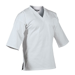 White EasyFit Pullover Karate Uniform Top