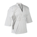 White EasyFit Traditional Karate Gi Top