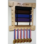 Jiu Jitsu Belt Display
