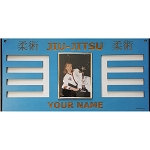 Jiu-Jitsu Medal Hanger Holder Display