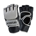 Century Open Palm Bag Gloves - Silver