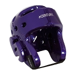 Purple Student Sparring Headgear