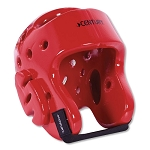 Red Student Sparring Headgear