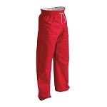 Red Heavyweight Contact Karate Pants