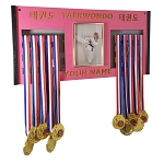 Taekwondo Medal Hanger Holder Display