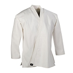 White Heavyweight Traditional Karate Jacket