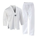 White Taekwondo Uniform