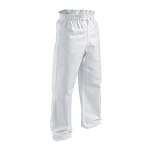 White Heavyweight Contact Karate Pants