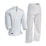 White Student Martial Arts Uniform
