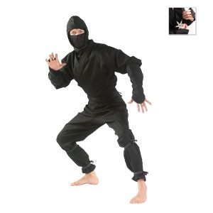 Complete Ninja Uniform