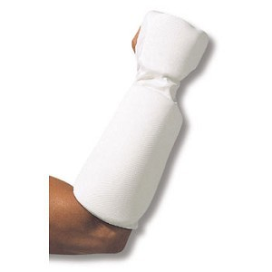 White Hand - Forearm Pads